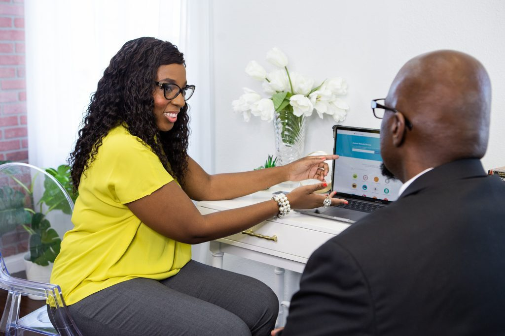Zhe Scott Consulting a client