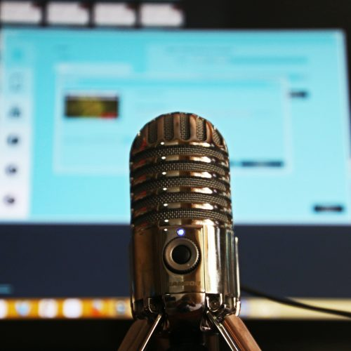 speed up podcast web