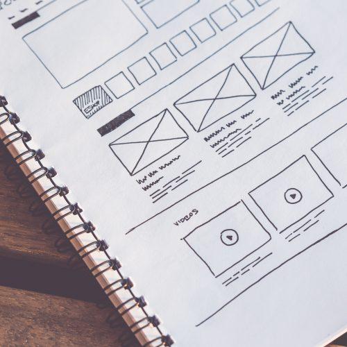 startup-website-layout